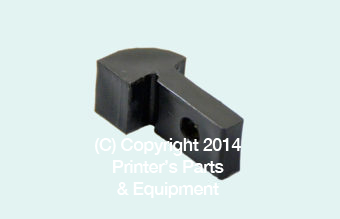 Swing Gripper Pad on Impression Support Bar for GTO46/52