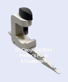 Sheet Smoother Bracket Broad Type