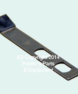 Gripper Finger for Cylinder 78 x 12mm