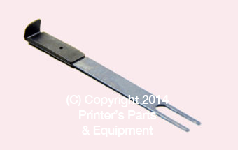 Sheet Separator for GTO 52 With Hood