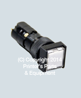 CPC Illuminated Push Button for SM52 & SM102 Old Style Long