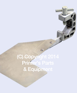Sheet Smoother Assembly 10893 Operator Side Hard