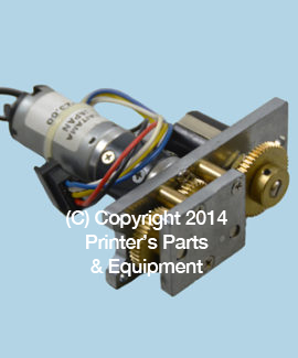 Ink Key Motor Assembly for KOMORI