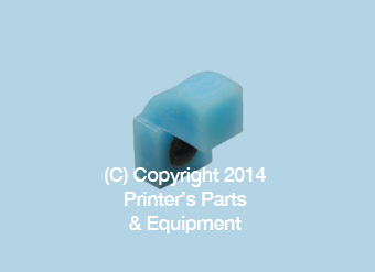 Swing Gripper Pad for Komori Excel & Lithrone 26