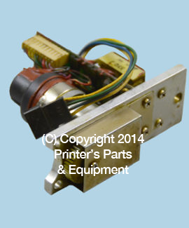 Ink Key Motor for Komori New Style With Board
