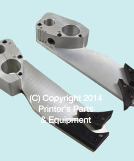 Numbering Machine Parts : Cam Arm for Heidelberg GTO 46 & 52 Numbering O.S & D.S
