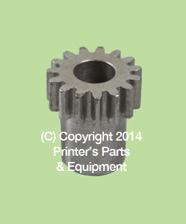 Pinion Gear Heidelberg Parts SBG SBB S28 HE-S1462
