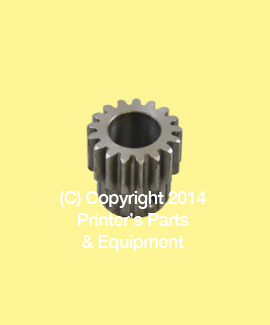 Drive Gear - Main for Hamada (H-M05-04-3) (PPE-55581)