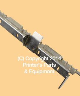 Head Clamp Only for AB Dick 9800 Pin Bar Mount