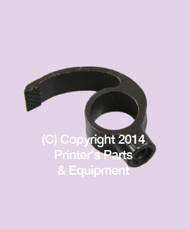 Chain Delivery Gripper for Solna Steel Casted
