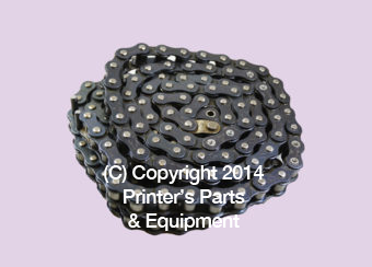 Chain Delivery with Pins Locks for Solna Set of 2