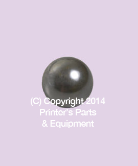 Steel Table Ball 19 mm