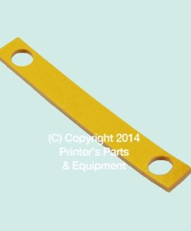 Damping Strip Polar Cutter