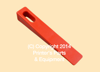 Plastic Wedges for Feeder Small