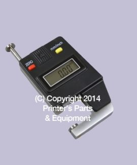 Digital Thickness Gauge 0-15 mm 0.6 inches