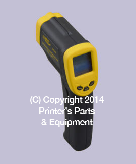 Laser Temperature Reader -32 to 300 C / -25.6 to 572 F