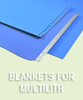 Multilith Blankets