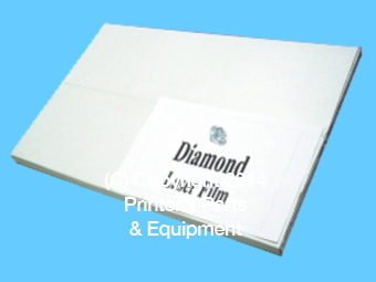 "Diamond Laser Film 13"" x 19"""