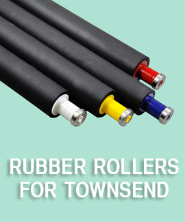 Townsend Rubber Rollers