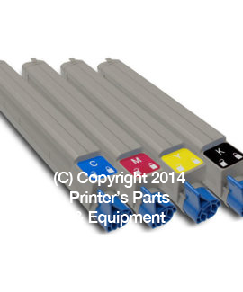 Set of 4 Toner Xante 502 CMYK