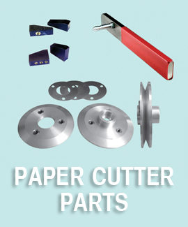 Paper Cutter Parts