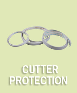 Cutter Protection Strips