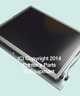"Display Unit 15"" with Touch Screen for Polar Cutter ZA3.051592R"