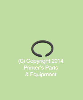 Retainer Ring SW12 HE-00-550-0551