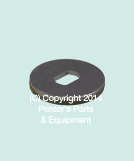Brake Disk CPL for Polar 76EM Cutter 026635