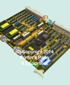 CP5 Board with Software V4.0.X CPL for Polar 043646R