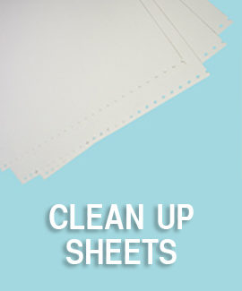 Clean Up Sheets