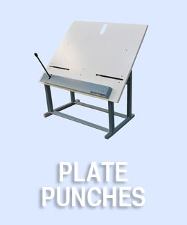 Plate Punches & Benders