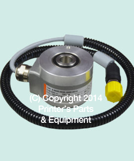 Encoder Table for Polar 137 Cutter 438612