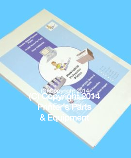 """Run10000 Polyester Plate 12 x 18"""" PPE-R1218"""