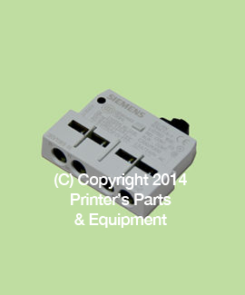 Auxiliary Contact 3RV1901-1E