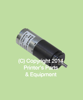 Geared Motor DC16V (DP 5627)
