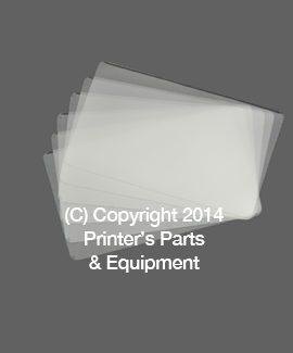 Business Card Laminating Pouch 7mil