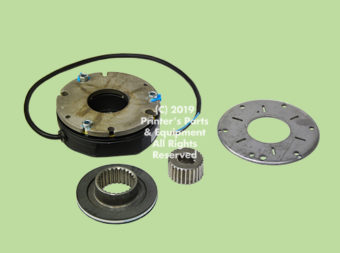Spring Power Brake Polar 76EM ZA3.017616